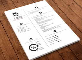 Cv template free high quality resume templates choosing the best cv template yelopaper Gallery